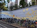 HK TSO 將軍澳 Tseung Kwan O 寶順路 Po Shun Road outdoor bicycle parking zone December 2018 SSG.jpg