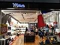 HK TST night Nathan Road Park Lane Shopper's Boulevard Sept-2012 Millie's shop.JPG