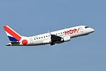 HOP!, Embraer ERJ-170STD, F-HBXI - CDG (18430069854).jpg