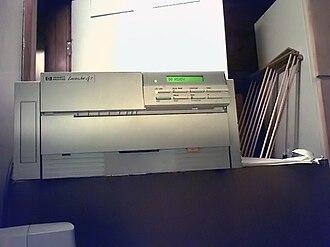 HP LaserJet 4 - HP LaserJet 4P