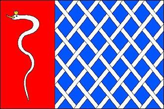 Hať - Image: Hať OP flag