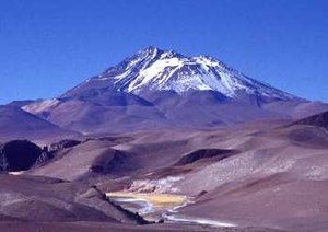 World altitude record (mountaineering) - Llullaillaco was climbed by Incas before European exploration of the world's highest mountain ranges began