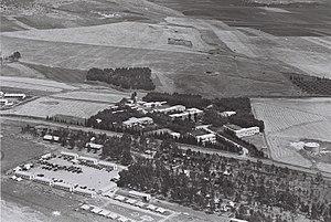 HaEmek Medical Center - HaEmek Hospital in 1948