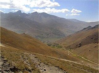 Hajigak Pass