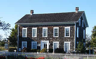 Hallock Homestead