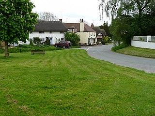 Ham, Wiltshire Human settlement in England