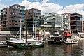 Hamburg, HafenCity, Schiffe im Sandtorhafen-Traditionsschiffhafen -- 2016 -- 3028.jpg