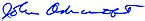 Handwritten signature of John Ashcroft (Attorney General of the United States of America), presumably dated 9-13 July 2002.jpg