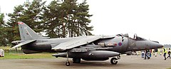 Hawker-Siddeley Harrier GR.5