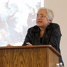 Harriet Ritvo delivering a talk at Yale.jpg