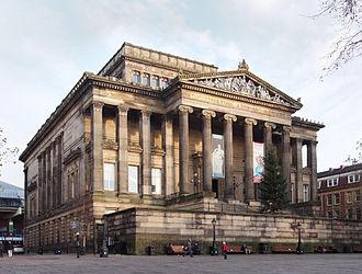 Preston, Lancashire - Harris Museum