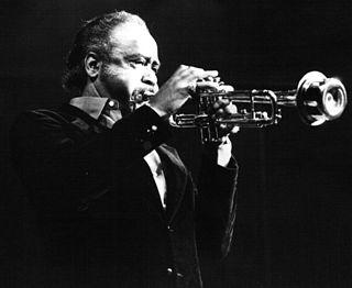 Harry Edison American trumpeter