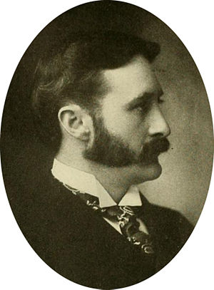 Harry Gordon Selfridge - Selfridge in around 1880