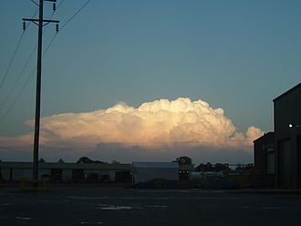 Mid-October 2007 tornado outbreak - Image: Hawesvilletor