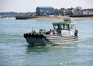 Hayling Ferry Foot passenger ferry