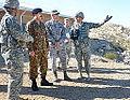 Head of Pakistani army visits National Training Center.jpg