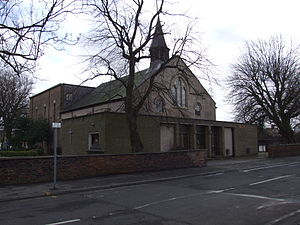 Heaton Chapel - St Thomas' Church