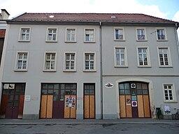 Untere Neckarstraße in Heidelberg