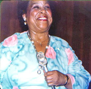 Helen Humes American jazz and blues singer