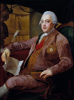 Luís Carlos Inácio Xavier de Meneses, 1st Marquis of Louriçal - Image: Henrique de Meneses, Marquis de Louriçal
