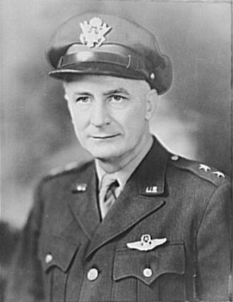 Henry J. F. Miller - Major General Henry J. F. Miller in 1944