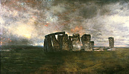Henry Mark Anthony. Stonehenge.jpg