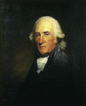 Alexander Carlyle - Portrait of Rev. Alexander Carlyle, 1796, by Sir Henry Raeburn.