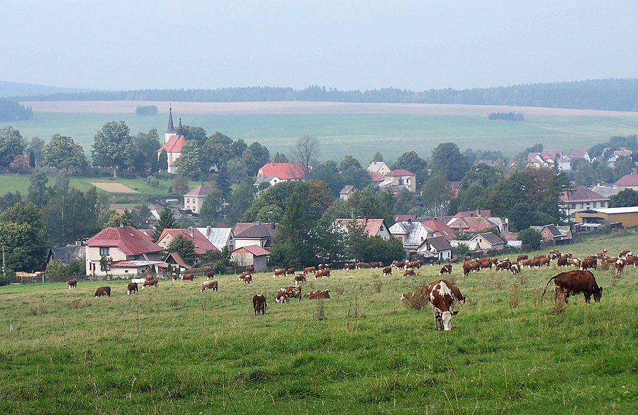 Herálec (Žďár nad Sázavou District)