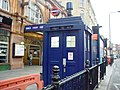 Here's that TARDIS again, SW5 - geograph.org.uk - 906215.jpg