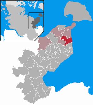 Heringsdorf, Schleswig-Holstein - Image: Heringsdorf in OH