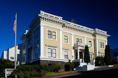 Heritage Museum (Clatsop County, Oregon scenic images) (clatDA0016a)
