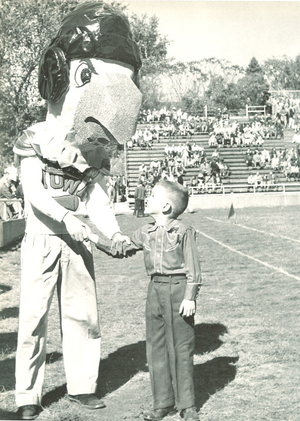 Herky the Hawk - Herky the Hawk, c. 1955