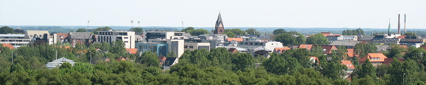 Herning - Wikipedia's Herning as translated by GramTrans
