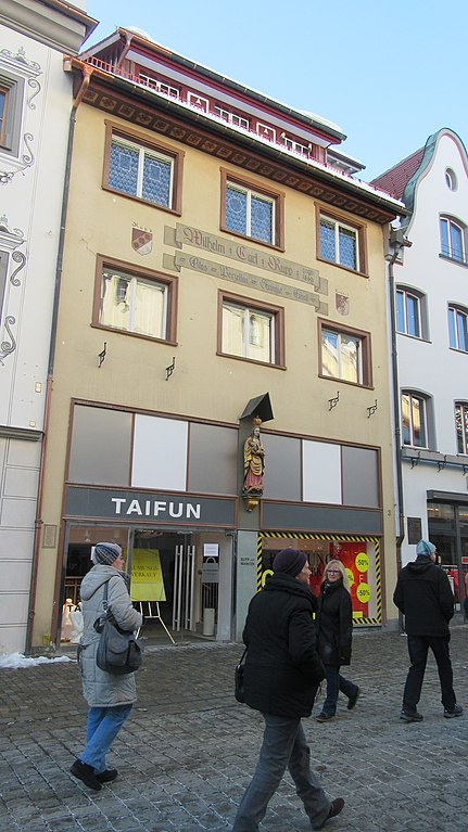 File:Herrenstraße 3, Wangen im Allgäu, 28. Jan. 2017 (1 ...
