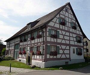 Gaienhofen - Image: Hesse Wohnhaus I Gaienhofen
