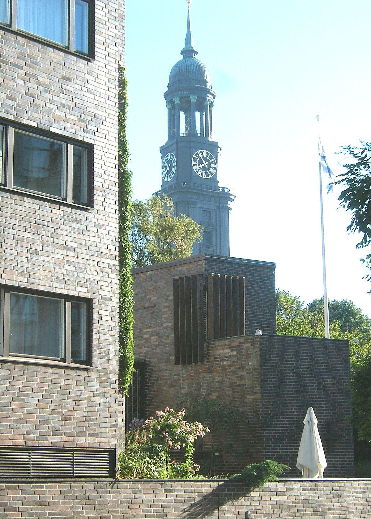 Finnische Seemannskirche Hamburg