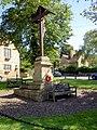 Hickleton war memorial. - geograph.org.uk - 534123.jpg