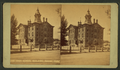 High school building, Denver, Colorado, by Weitfle, Charles, 1836-1921.png