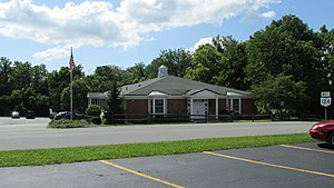 Highland County, Ohio - Image: Hillsboro Library