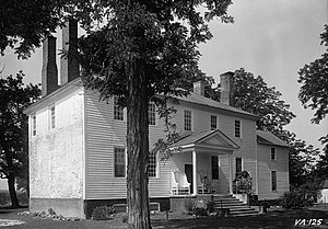 National Register of Historic Places listings in King and Queen County, Virginia - Image: Hillsborough, Walkerton vicinity (King and Queen County, Virginia)