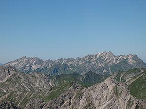 Klettersteig Hindelang : Hindelanger klettersteig u wikipedia