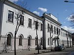 Historic building of Daugavpils State Gymnasium - Duneburgensis - Panoramio.jpg