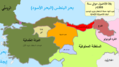 Historical map of Turkey AD 1393-ar.png