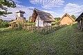 Historický park Bärnau-Tachov - archeologické rekonstrukce středověkých domů.jpg