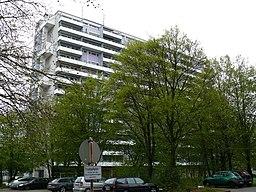 Wallensteinstraße in Stuttgart