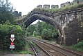 Hole in the Wall, Conwy Station - geograph.org.uk - 1483601.jpg