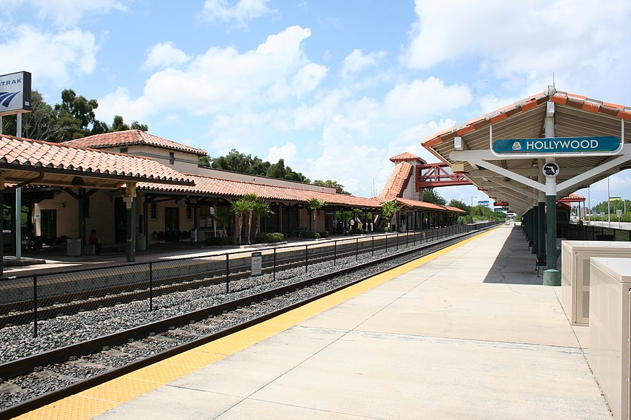 Hollywood station (Florida)