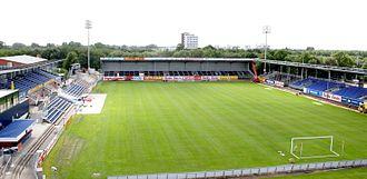 Holstein-Stadion - Image: Holstein Stadion