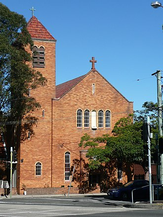 Lindfield, New South Wales - Holy Family Catholic Church