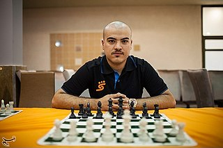 Homayoon Toufighi Iranian chess player